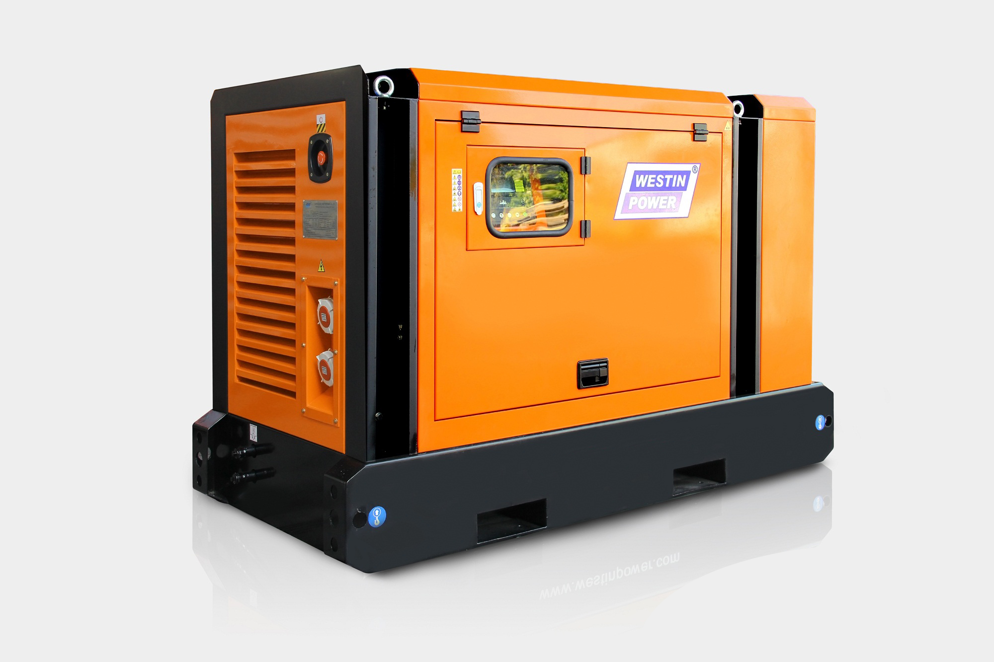 Diesel Generators Sleek Systems Ltd SEO Web Design